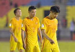 補時階段遺憾失球,中國隊2:2憾平敘利亞