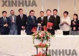 中俄體育高層商討冬季項目和冬奧會合作
