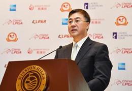 李穎川要求高爾夫球協會:積極備戰東京奧運會,為其他項目協會改革做出榜樣
