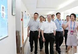 """茍仲文調研廣州全民健身工作,了解""""互聯網+體育""""新模式"""