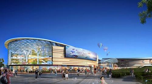 萊茵體育版圖布局又下一城,打造嘉興地標式的城市體育綜合體