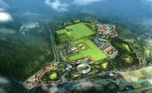 萊茵體育成立子公司推進足球小鎮建設,體育小鎮項目投資遠超自身體量