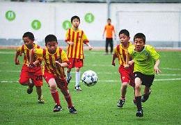 探秘一堂法式的足球課,告訴你中法校園足球的區別在哪