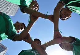 """""""足球·友誼""""項目國際兒童新聞中心開始運轉,除了新媒體還要辦報紙和電視臺"""