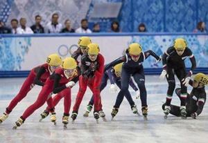 平昌冬奧會備戰衝刺,中國短道速滑隊轉訓上海