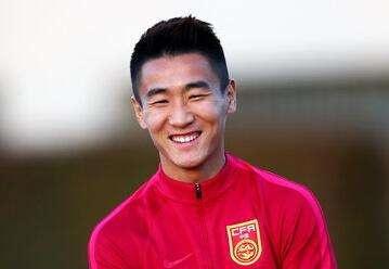 95後國腳韋世豪加盟北京中赫國安,曾多次入選22歲以下國家隊