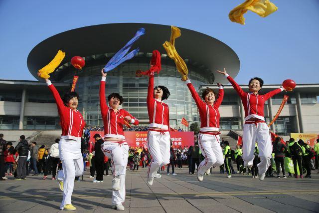 溫州體育改革啟示錄:放手,是最好的扶持