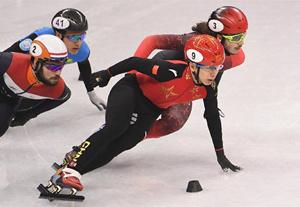 冰雪其緣⑩|短道速滑:中國冬奧王牌項目是也