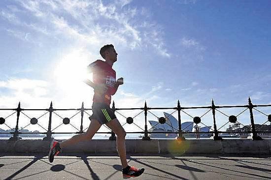 """寧夏一位跑步達人的健身經:""""最美的風景在路上"""""""