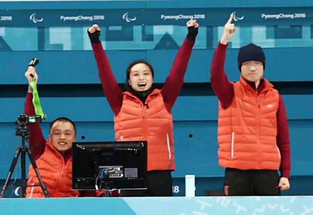 當過外賣小哥的冬殘奧會金牌教練——中國輪椅冰壺隊教練李建銳的磨劍11年