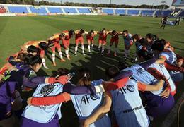 中國女足主帥:球隊充滿自信,半決賽不懼任何對手
