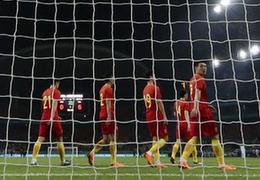 FIFA最新排名:國足排名亞洲第六,無緣亞洲杯種子隊