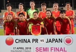 中國女足無緣亞洲杯決賽,主教練:衛冕冠軍踢出了更有效率的足球