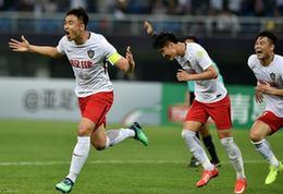 天津權健3:2勝日本柏太陽神,亞冠八分之一決賽將對陣廣州恒大