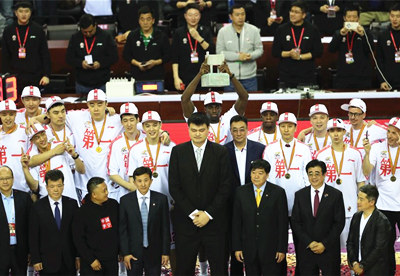 遼寧體育局局長宋凱:為中國籃球蓄力、為遼寧振興助力