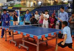 """乒乓球對外援助:普及運動傳播""""國球文化"""""""