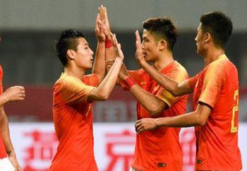 國足熱身賽1:0小勝緬甸隊,裏皮賽後稱滿意球隊的求勝欲