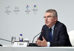 巴赫:奧運遺産已不再是新建設施,確信北京冬奧會將樹立新標桿