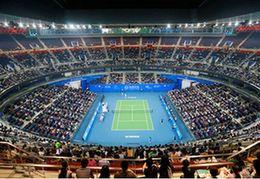 武漢網球公開賽將迎5周年,李娜現身開票儀式