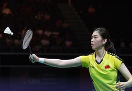 中國選手無緣新加坡羽毛球公開賽冠軍