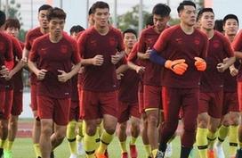 亞運會男足未重新分組,中國隊小組對手不變