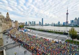 2018上海國際馬拉松啟動報名,賽道優化升級