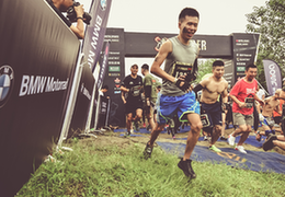 首次落地西南地區,X-Mudder泥濘障礙賽成都站吸引近千名選手參賽