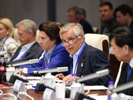 國際奧委會期待北京2022成為充滿智慧的冬奧會