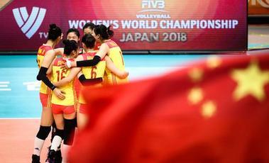 女排最新世界排名:中國隊退居次席
