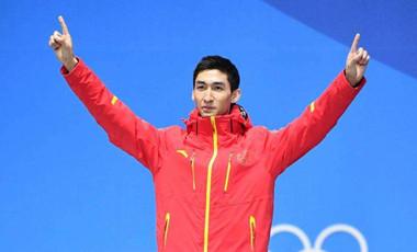 武大靖:最終的目的是讓更多人知道、喜歡甚至參與冰雪運動