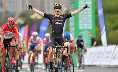 環福州·永泰自行車賽達維尼奧克收獲總冠軍