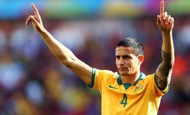 澳男足備戰亞洲杯過招黎巴嫩,老將卡希爾正式告別