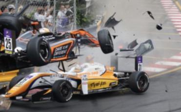 澳門大賽車落幕,三級方程式發生嚴重事故5人受傷