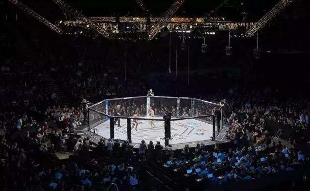 UFC在滬投建全球最大訓練中心,2019年正式開始運營