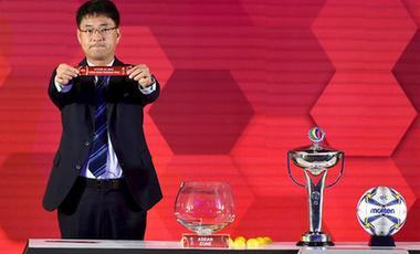2019年亞冠聯賽小組賽階段抽簽儀式舉行,中日澳聯賽冠軍同組