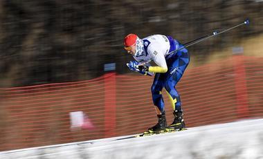 越野滑雪——國際雪聯中國巡回賽首站:王強奪冠