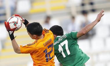 亞洲杯:冷!日本勉強擊敗土庫曼斯坦
