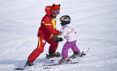 滑雪——南方人冬日遊玩新方式