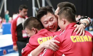 奉獻愛心 收獲笑容——世界特奧會上的中國志願者們