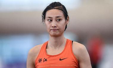 全國室內田徑錦標賽總決賽:李玲三次衝擊亞洲紀錄未果