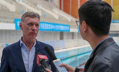 為媒體服務 讓冬奧精彩——訪國際奧委會媒體運行總監安東尼