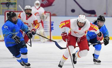 世錦賽高開低走,中國女冰路在腳下