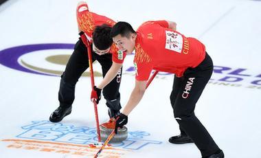 冰壺世界杯總決賽:獨苗!中國男隊闖進決賽