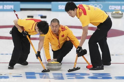 冰壺世界杯總決賽收官 中國男隊奪銀創歷史最佳