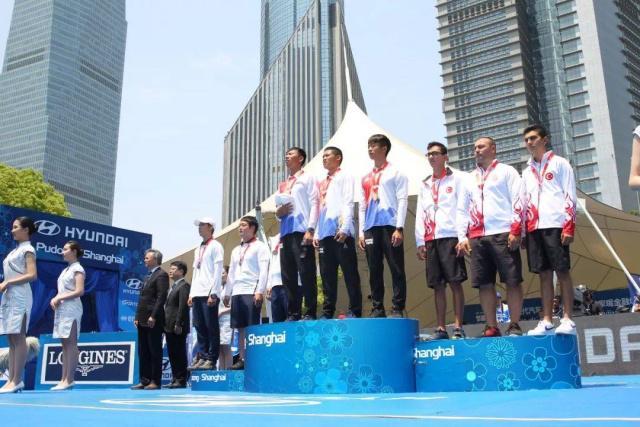 五年與十年——射箭世界杯上海站的兩個場外故事