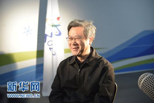 訪北京冬奧組委規劃建設部部長劉玉民:場館建設進入衝刺階段 綠色可持續樹立新標桿