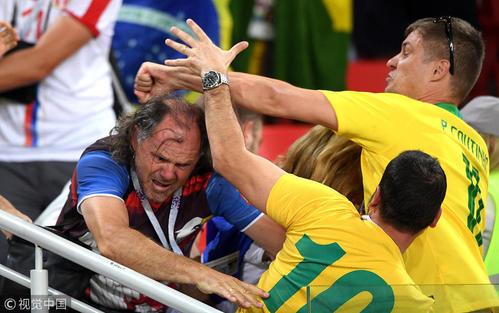 巴西政府在美洲杯期間推出禁止暴力球迷入境條例