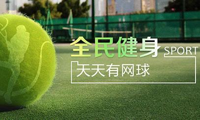 全民健身——天天有網球