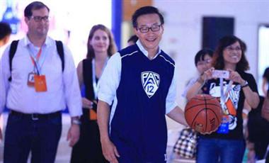 蔡崇信全資收購NBA籃網隊及其主場巴克萊中心