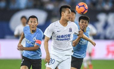 足協杯:客場3:2勝大連一方 上海申花進軍決賽